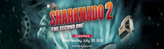 Gearing Up for Sharknado 2