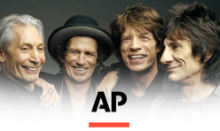 Rolling Stones Announces 9-City Tour