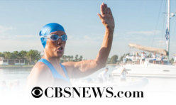 "Diana Nyad Says She's ""More Than Ready"" for 48-Hour Sandy Relief Swim"
